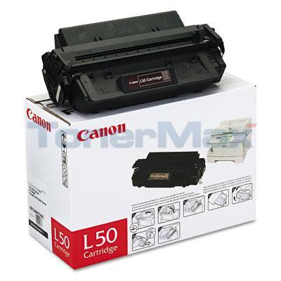 CANON L-50 TONER BLACK